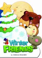 Cover art for Winter Friends