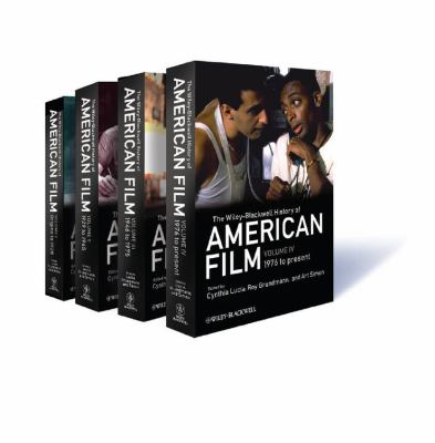 Wiley-Blackwell History of American Film