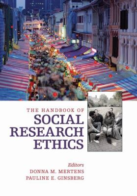 Book jacket for The Handbook of Social Research Ethics