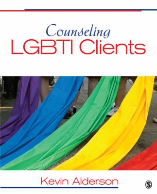 Book jacket for Counseling LGBTI Clients