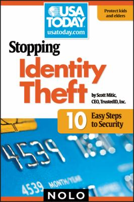 Stopping Identity Theft