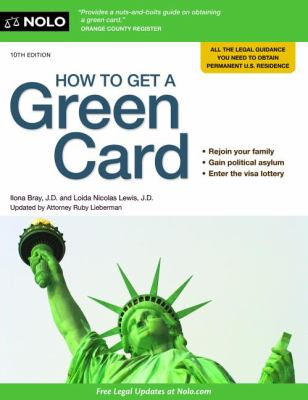 Book: How to get a Green Card