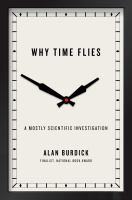 Cover art for Why Time Flies