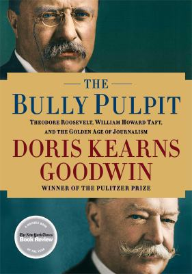 Cover image for The bully pulpit