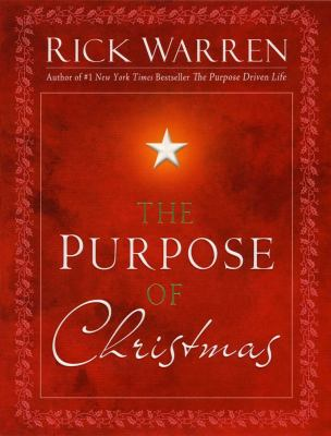 Cover image for The purpose of Christmas