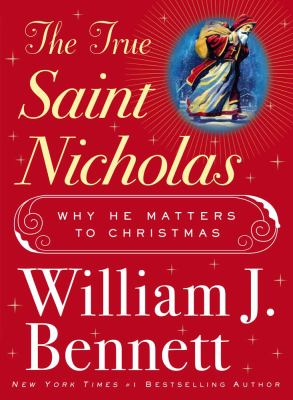 Cover image for The true Saint Nicholas 