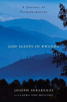 God Sleeps in Rwanda book cover art
