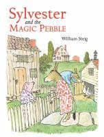 Cover art for Sylvester and the Magic Pebble