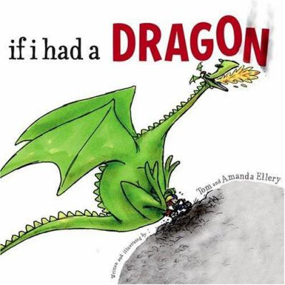 Details about If I Had a Dragon