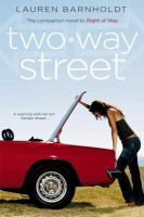 Two-way Street/ Lauren Barnholdt