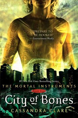 cover photo: City of Bones