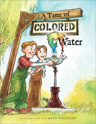 Details about A Taste of Colored Water