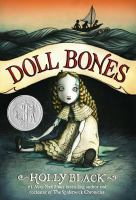 Cover art for The Doll Bones
