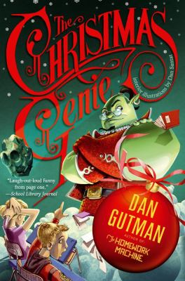Details about The Christmas Genie