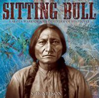 Cover art for Sitting Bull