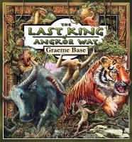 Cover art for The Last King Angkor Wat