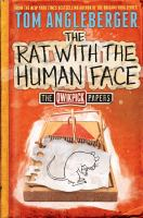 The+rat+with+the+human+face++the+qwikpick+papers by Angleberger, Tom © 2015 (Added: 8/4/17)