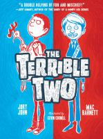 Cover art for The Terrible Two