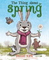 Cover art for The Thing About Spring