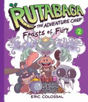 Cover art for Rutabaga the Adventure Chef vol 2