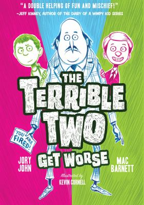 cover of The Terrible Two Get Worse