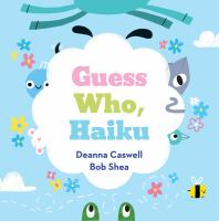 Book cover of Guess Who, Haiku
