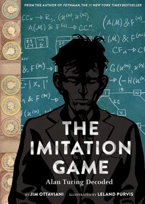 cover of The Imitation Game: Alan Turing Decoded