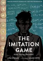 Cover art for The Imitation Game