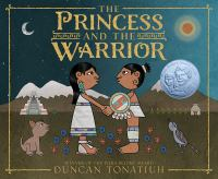 Cover art for The Princess and the Warrior