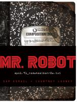 Cover art for Mr Robot