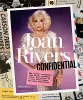Cover art for Joan Rivers Confidential