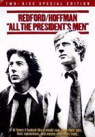 All the President's Men (movie cover)