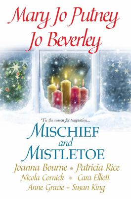Cover image for Mischief and mistletoe 