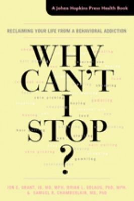 Why Can't I Stop? cover image for book