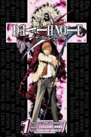 Cover art for Death Note vol 1