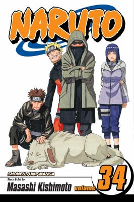 Cover image for Naruto. Vol. 34, The reunion