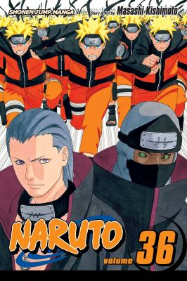 Cover image for Naruto. Vol. 36, Cell Number 10