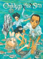 Cover art for Children of the Sea