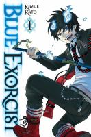 Cover art for Blue Exorcist
