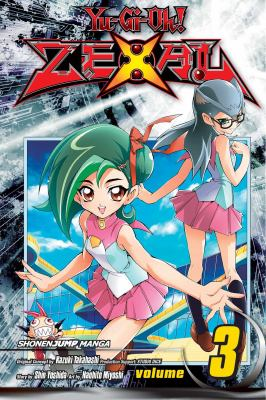Cover image for Yu-Gi-Oh! Zexal. Volume 3