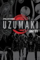 Cover art for Uzumaki
