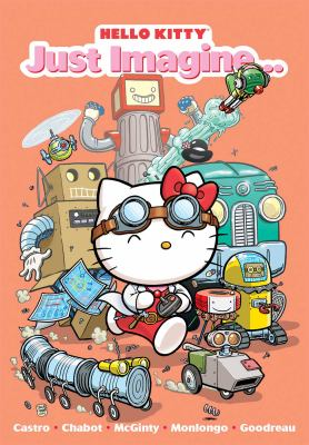 cover of Hello Kitty. Just Imagine
