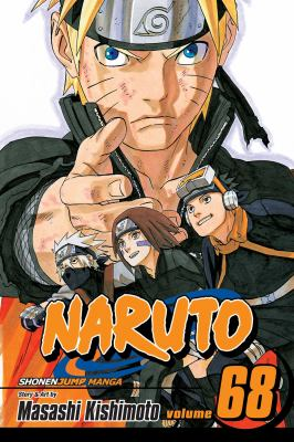 cover of Naruto 68