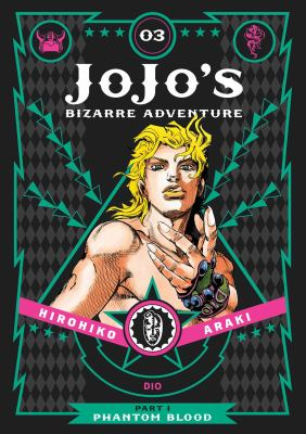 cover of Jojo's Bizarre Adventure 3: Phantom Blood