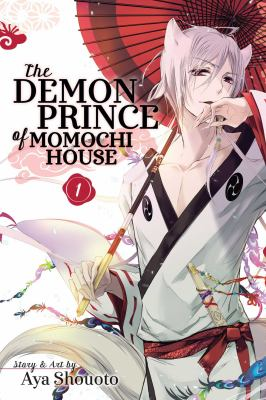 cover of The Demon Prince of Momochi House 1