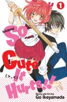 Cover art for So Cute It Hurts!!