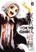 Tokyo Ghoul 6 by Ishida, Sui © 2016 (Added: 7/13/16)