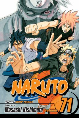 cover of Naruto 71