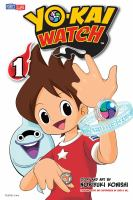 Cover art for Yo-Kai Watch
