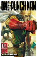 One-punch Man 01 by ONE © 2015 (Added: 6/8/16)